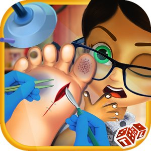 Foot Surgery Simulator Dr Game