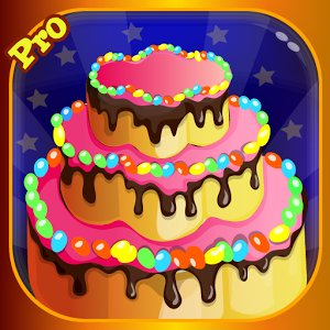 Ice Cream Cake Maker Pro