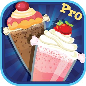 Ice Cream Shake Maker Pro