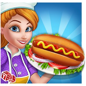 Kitchen Fever – Burger Shop