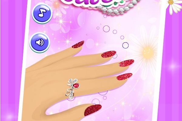 Nail Art Salon Girls Game Tenlogix Games