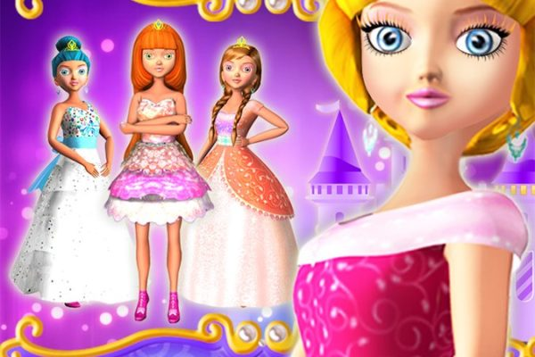 Princess-3D-Salon-TenLogix-screenshot1
