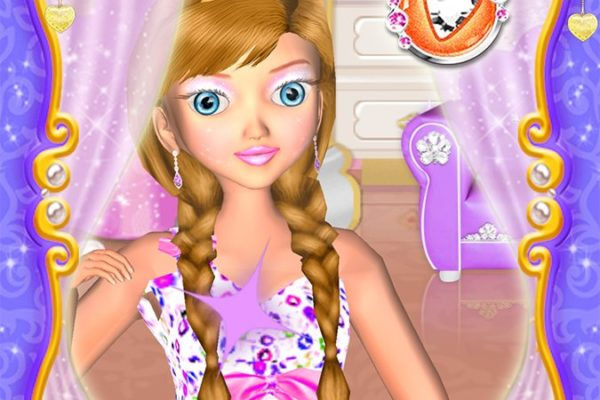 Princess-3D-Salon-TenLogix-screenshot2
