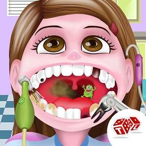 Crazy Dentist Office for Kids