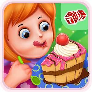 Kids Cake Maker Cooking Mania