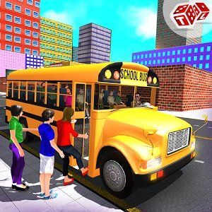 High School Bus Driving