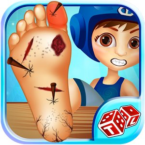 Foot Surgery – Doctor Games