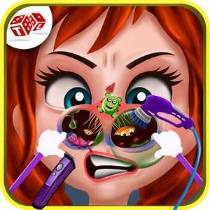 Kids Nose Doctor Clinic Story